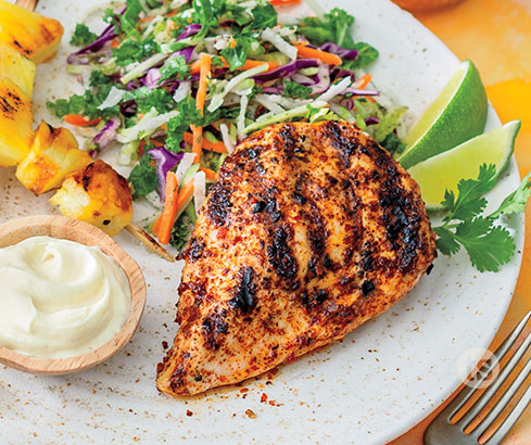 Cha Cha Chile Lime Chicken recipe | Tastefully Simple