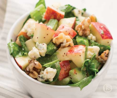 Fall Apple Salad Recipe | Tastefully Simple