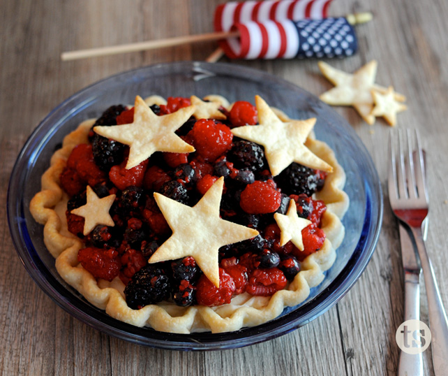 Bring on the Red, White & Blue: Fun Tips for the 4th of July
