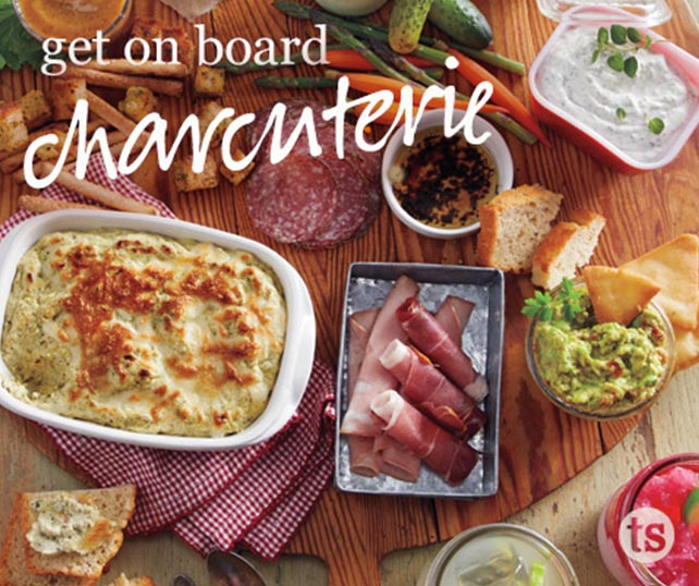 Charcuterie | Tastefully Simple