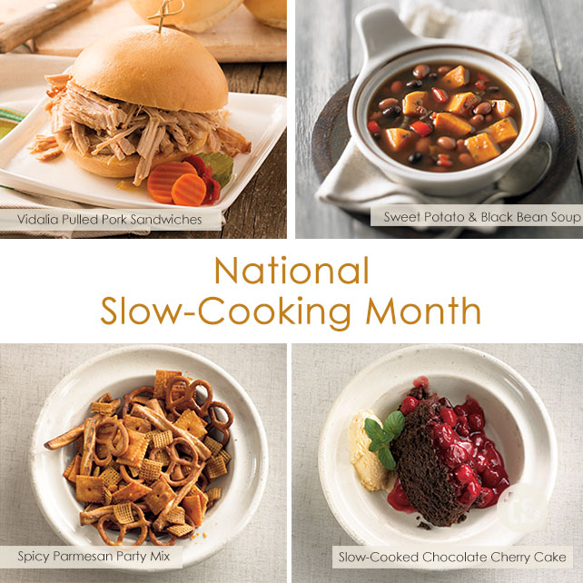 National Slow-Cooking Month blog post | Tastefully Simple
