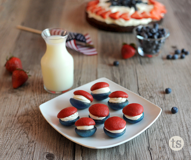 Patriotic Desserts for the 4th of July Blog Post | Tastefully Simple