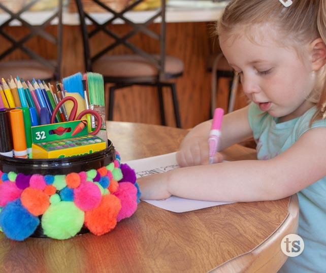 Easy Summer Crafts for Kids Blog Post | Tastefully Simple