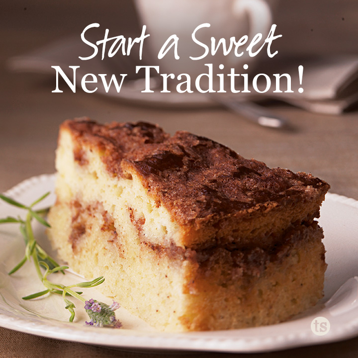 This Easter, Start a Sweet New Tradition Blog Post | Tastefully Simple