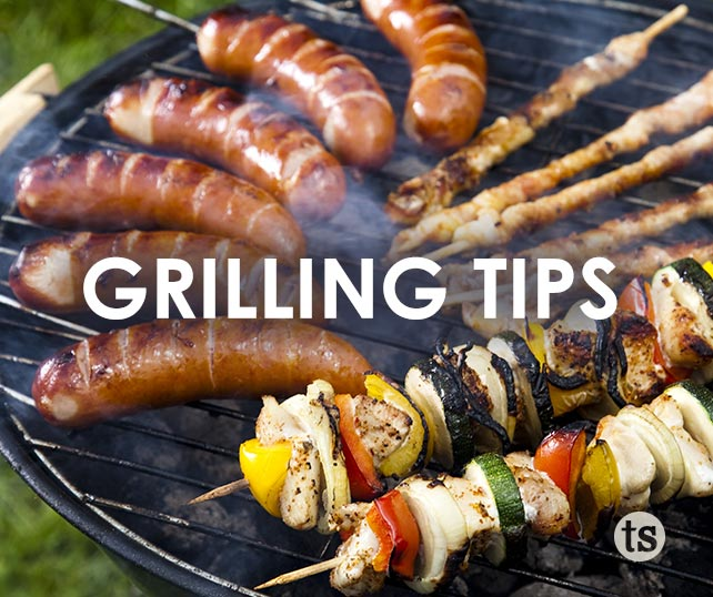 Grilling Tips Blog Post | Tastefully Simple