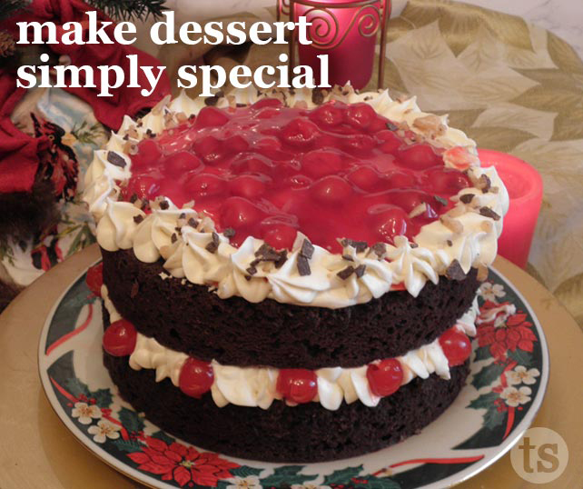 Make Holiday Dessert Simply Special blog post | Tastefully Simple