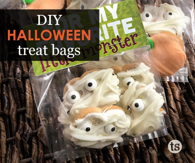 Halloween Treat Bags Blog Post | Tastefully Simple