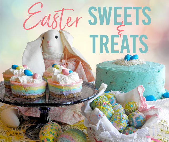 Easter Sweets & Treats blog post | Tastefully Simple