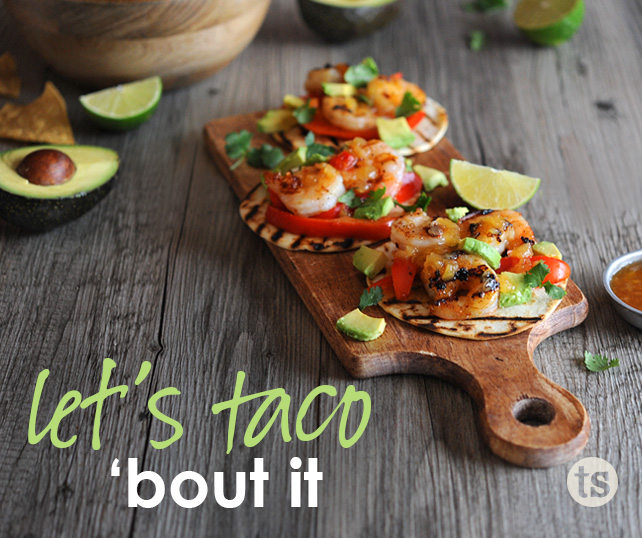 8 Sizzling Tips for Street-Style Tacos blog post | Tastefully Simple