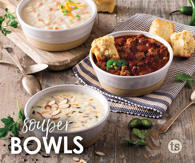 souper bowls blog post | Tastefully Simple