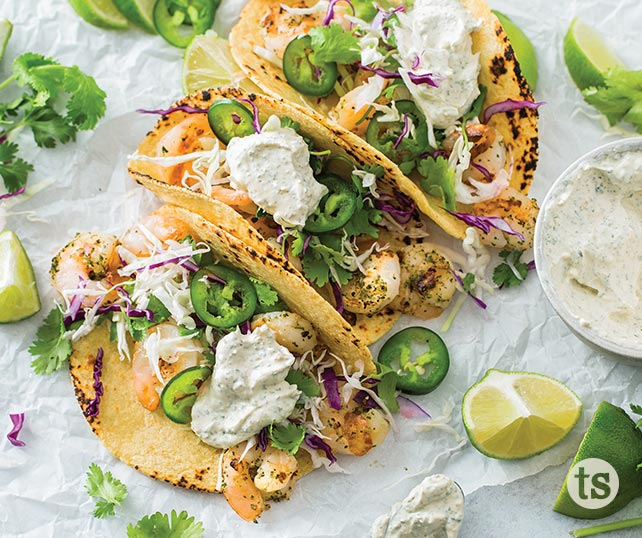 Taco Night Tuesday blog post | Tastefully Simple