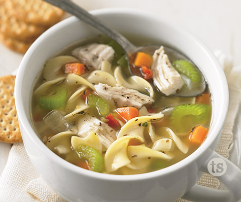 Easy Chicken Noodle Soup Tastefully Simple