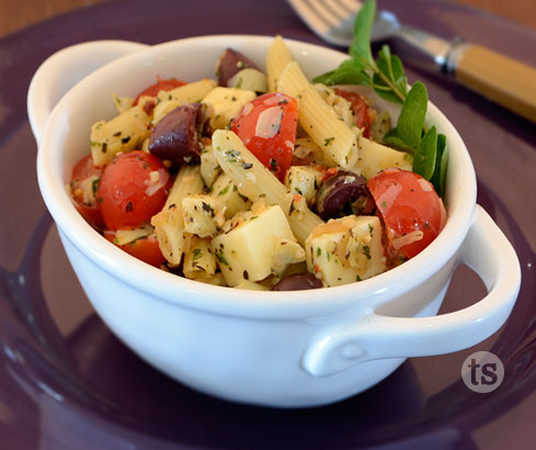 On-the-Cover Pasta Salad