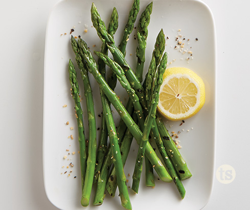 Utlimate Grilled Asparagus Recipe
