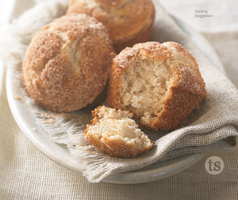 Cinnamon Muffin Melts