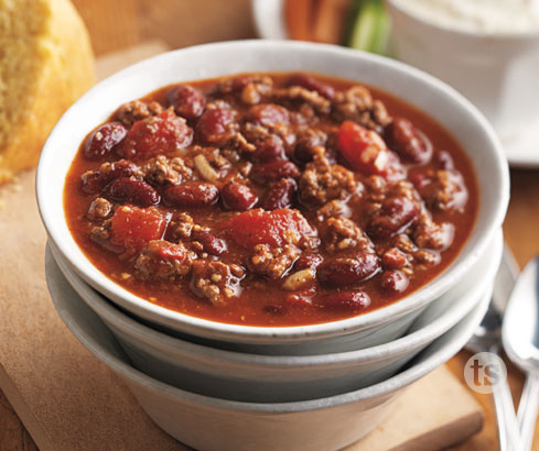 Family-Friendly Chili