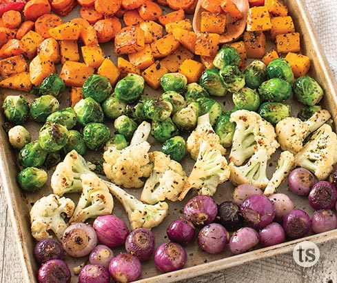 Mix 'n Match Vegetables Recipe | Tastefully Simple