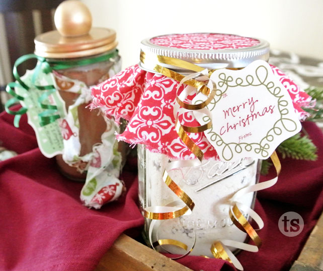 5 Days Of Holiday Ideas Desserts In A Jar Tastefully Simple